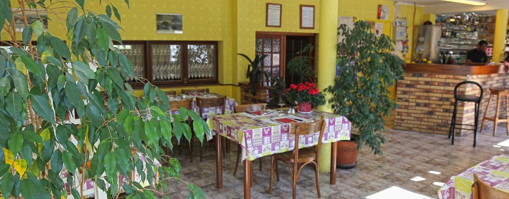 Bienvenue sur le site de l'Hôtel-Restaurant de la Gare